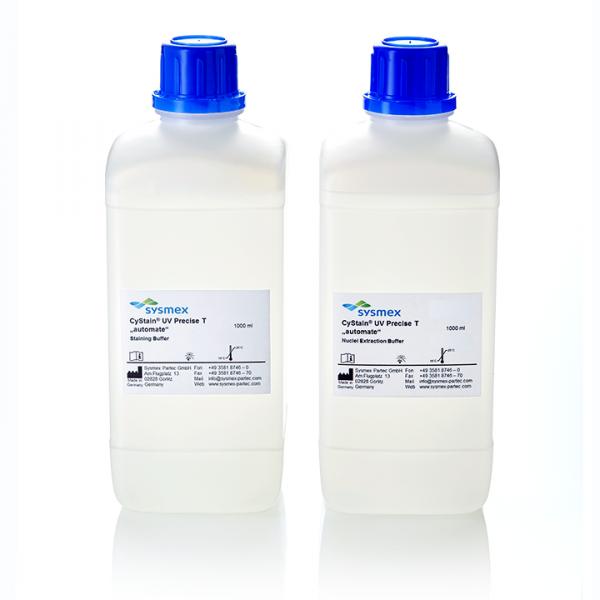 CyStain® UV Precise T Automate