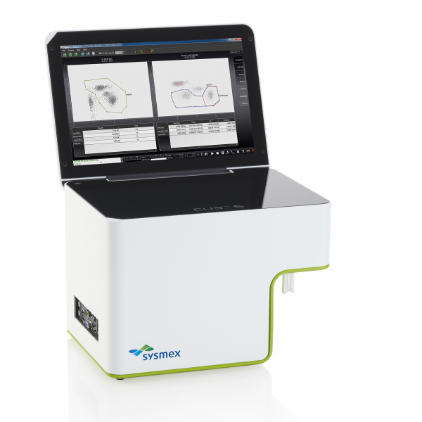 Sysmex CyFlow Ploidy compact flow cytometer for ploidy and DNA analysis